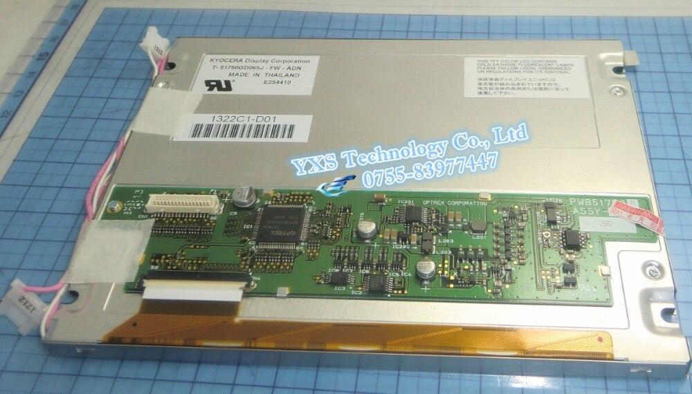 все цены на  LCD screen T-51750GD065J-FW-ADN  6.5inch LCD  онлайн