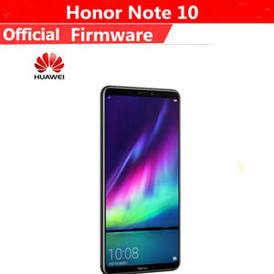 "HuaWei Honor Note 10 4G LTE 8 GB RAM 128 GB ROM Cell Phone Android 8.1 6.9 ""2220"