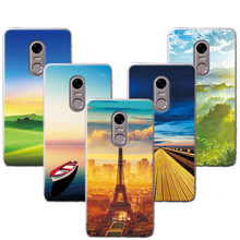 Exotic Case For TP-LINK Neffos X1 Lite Cover Soft Silicone Painting Cover Capa For TP link TP904A TP904C Fundas Back Cover Shell(China)