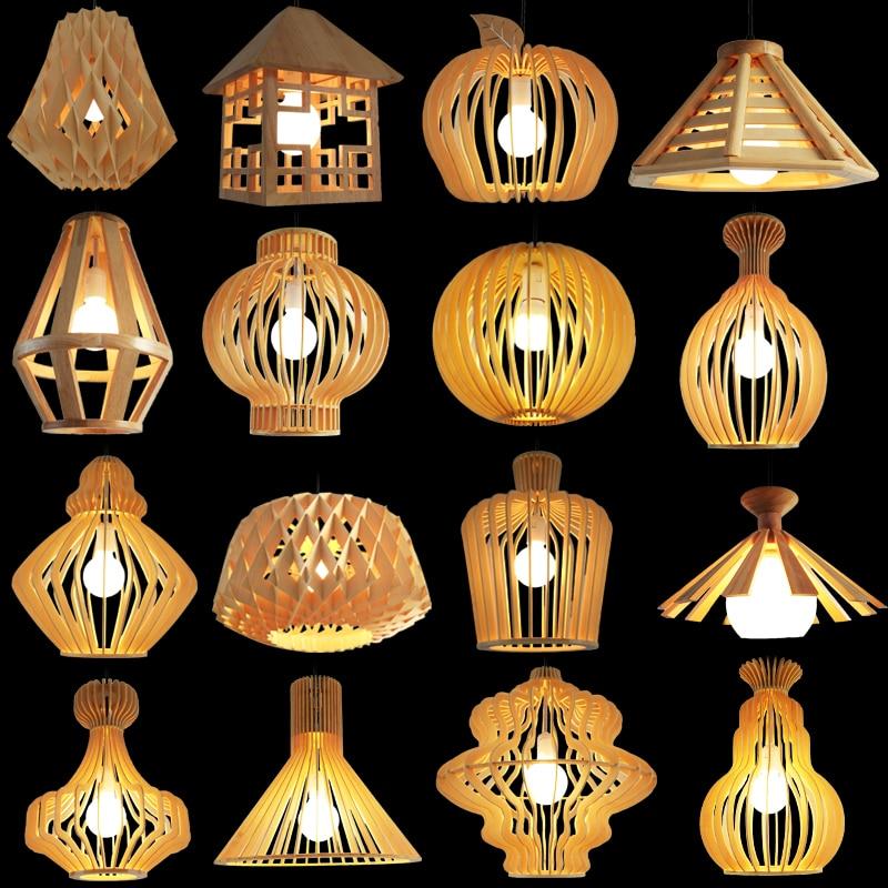 Modern Wood Dining Room Lights Pendant Lamp Art Pendant Lights Lamparas Colorful Aluminum lamp shade Luminaire For Home Lighting modern wood pendant light e27 lampara suspension aluminum lamps shade luminaire dining room light pendant lamp for home lighting