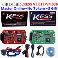 KESS V2 OBD2 Tuning Kit Master Version V2 06 No Tokens Limited Add OBD Function KESS