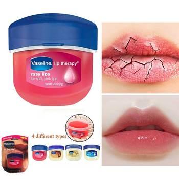 Pure Petroleum Jelly Skin Protect Moisturizer Cream For Body Face Skin Natural Plant Organic Lip Balm Makeup Lipstick Gloss 1