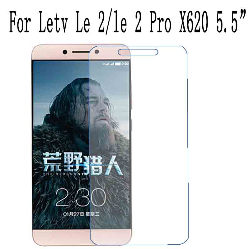 For Letv Le 2/2 Pro/Max 2 Tempered Glass Film For Letv Le 3 Pro LeEco S3 Le3 Pro Ultra Thin Clear Screen Protector With Box