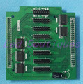 Frete grátis HUB75B 801d de quadro de cartão para cartão Linsn 801 envio de ccard cor t9, 5A 75, A8, 5A HOT