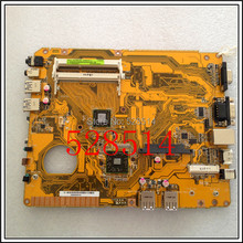 One Board for asus eb1021 MAIN BOARD / EB1021 MOTHERBOARD WITH CPU P/N: 60-pe2dmb1000-d04 100% Test ok
