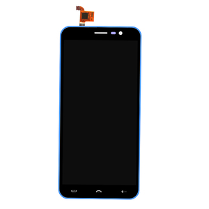 Image 4 - HOMTOM S16 LCD Display+Touch Screen +Frame Assembly 100% Original LCD Digitizer Glass Panel For HOMTOM S16+Tools