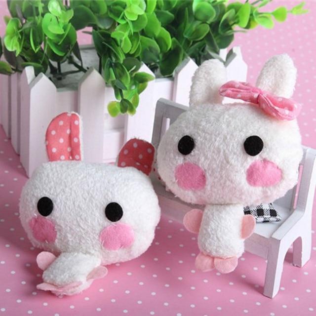 Kawayi Dolls 1pcs Cute And Good Presents For Friends S Rabbit Pendant Korean Lovely Wedding Gift