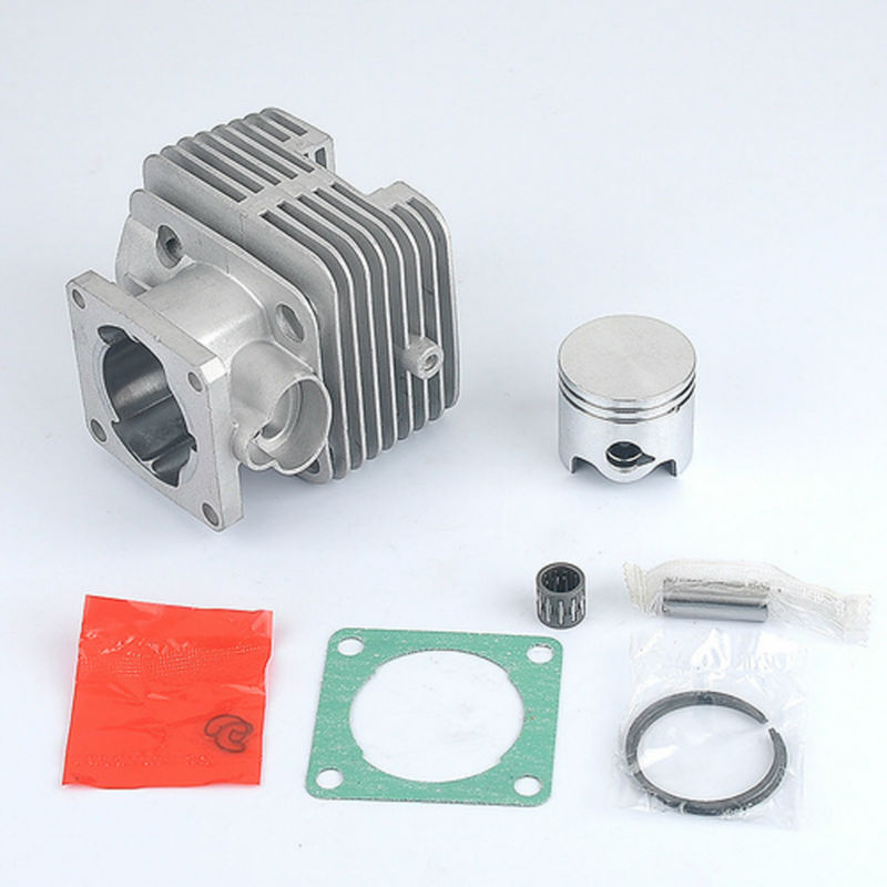 цены  38MM Cylinder Piston Kit Ring For STIHL FS120 FS200 FS250 BT120 BT121 HT250 4134 020 1212 TRIMMER