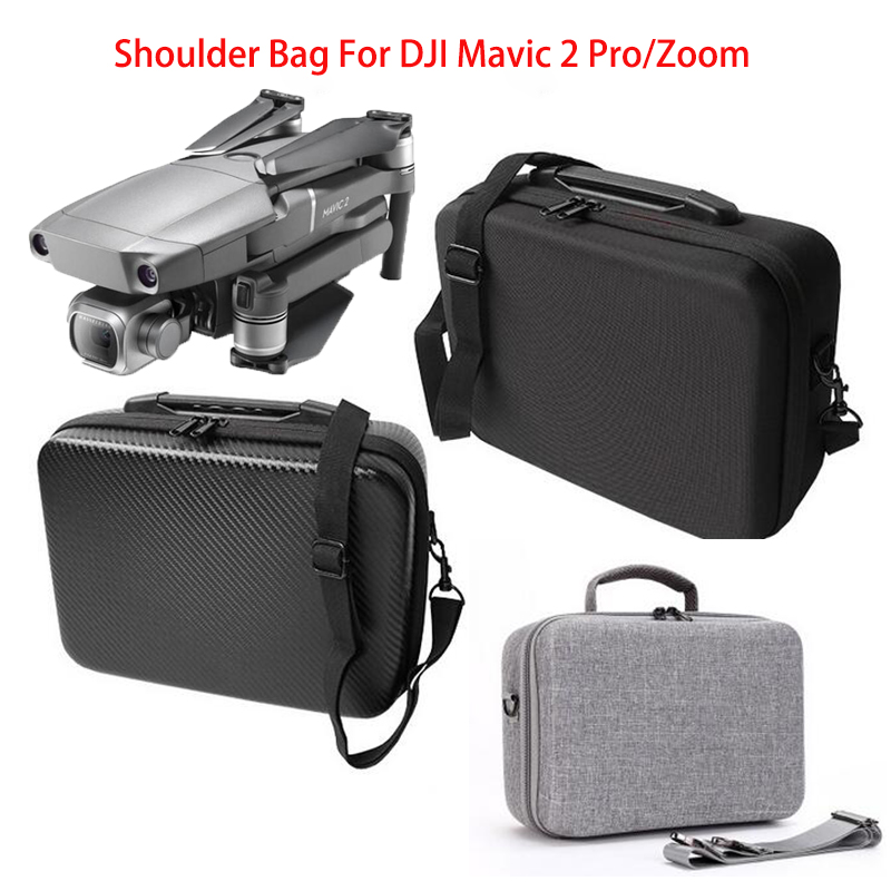 3 color DJI Mavic 2 Pro EVA Storage drone Bag Hard Shell Suitcase Carrying Case Shoulder Bag for DJI Mavic 2 Pro/zoom Drone pgytech dji mavic 2 bag hardshell shoulder bag carrying case for dji mavic 2 pro zoom fly more combo case portable