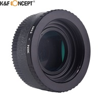 M42 AI Lens Mount Adapter Ring With Optic Glass For M42 Mount Lens For Nikon AI
