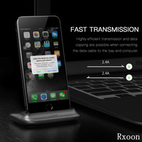 Original Mobile Phone Charging Base For Apple IPhone 6s Plus Adapter Genuine For IPhone 7 Plus