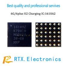 RTX. elektronik 10 teile/los 1610A2 U2 Usb-ladegerät IC für iPhone 5 S 6G 6 + 6 S 6SP 7G 7 Plus mother lade chip Reparatur 100% NEUE