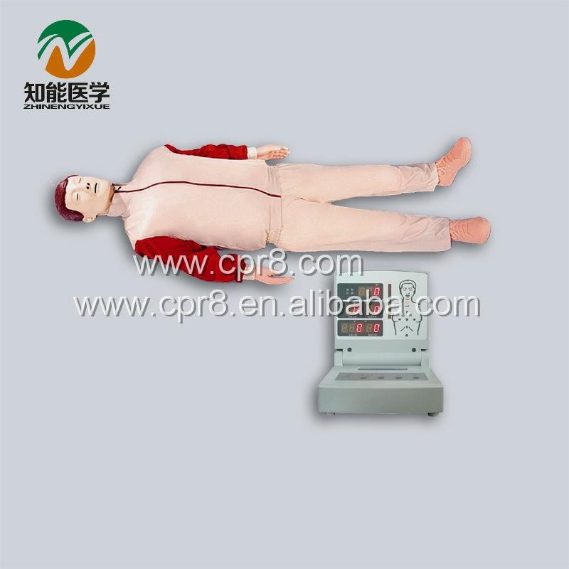 BIX/CPR280 Full Functional Electronic CPR Training Manikin advanced full function nursing training manikin with blood pressure measure bix h2400 wbw025