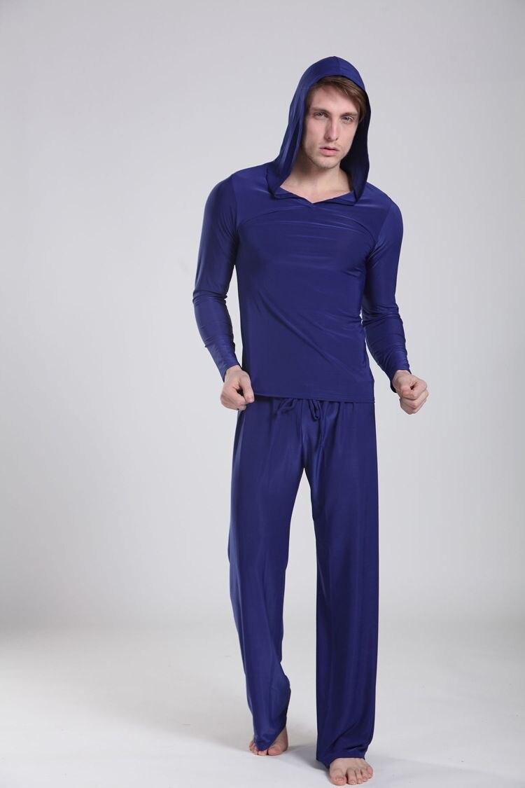 Popular Mens Hooded Pajamas-Buy Cheap Mens Hooded Pajamas lots ...