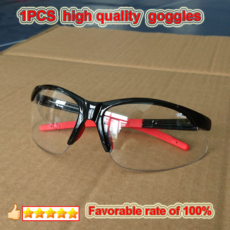 цена на PF73 protective glasses high quality Transparent safety glasses Anti-shock Anti-fog Wind and dust Ride outdoor airsoft glasses