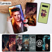 Lavaza Supernatural TV Movie Coque cool Silicone Case for Samsung S6 Edge S7 S8 Plus S9 S10 S10e Note 8 9 10 M10 M20 M30 M40
