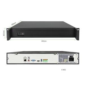 Image 3 - 64CH 4K 5MP 3MP 1080P H.265 4 HDD Профессиональный сетевой видеорегистратор 2U Сетевой Видео Регистраторы записывающая IP камера безопасности Системы г. Ccraftsman