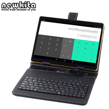 Newkita 9.6 inch tablet 1280*800 ips android 5.1 tablet pc octa core 4GB RAM 32G 5000mah with keyboard case