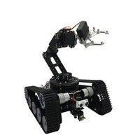 2018 Suooport PS2 Управление Лер/App Управление с открытым исходным кодом робот цистерны 6DOF механическая рука отслеживания захвата