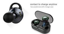 Bluetooth наушники mini стерео Спорт-вкладыши громкой связи Bluetooth наушники с микрофоном наушники Bluetooth 4.1 Гарнитура для смартфонов