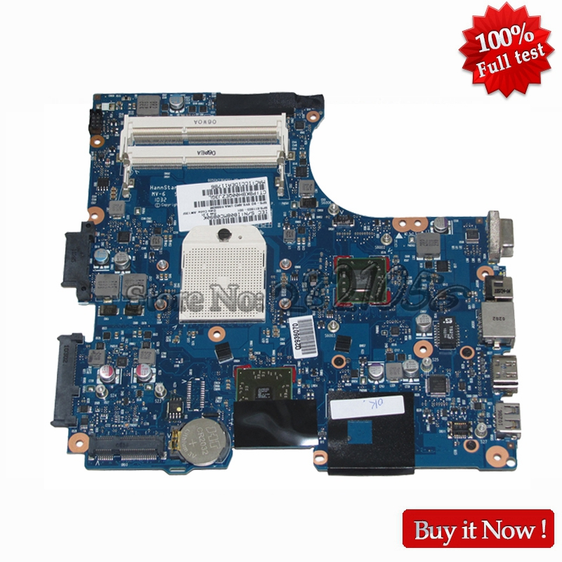 NOKOTION 611803-001 For HP Compaq CQ325 625 Laptop Motherboard RS880M DDR3 Socket S1 free cpu 574680 001 1gb system board fit hp pavilion dv7 3089nr dv7 3000 series notebook pc motherboard 100% working