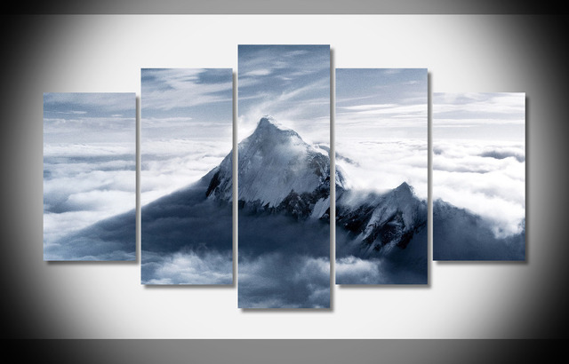 7010 Everest Movie Mountain White Clouds WallpapersByte poster ...
