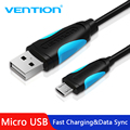 Vention Micro USB Cable Fast Charging Wire for Android Mobile Phone Data Sync Charger Cable 3M 2M 1M For Samsung HTC Xiaomi Sony