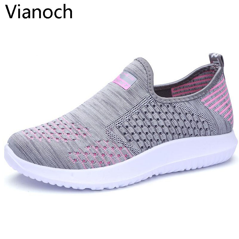 Dynamic 2019 New Fashion Women Shoes Summer Casual Flats Slip On Woman Size 40 Aa0500 Durable Modeling Women's Shoes
