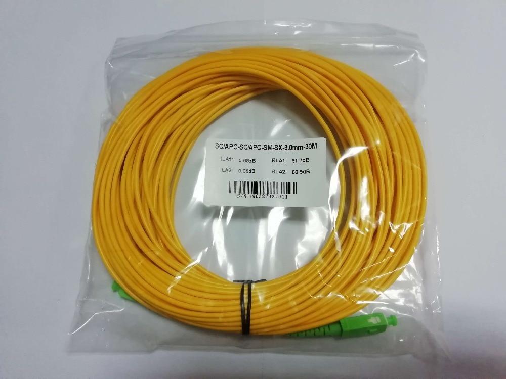 SC APC Fiber Optic Patch Cable Cord (2)