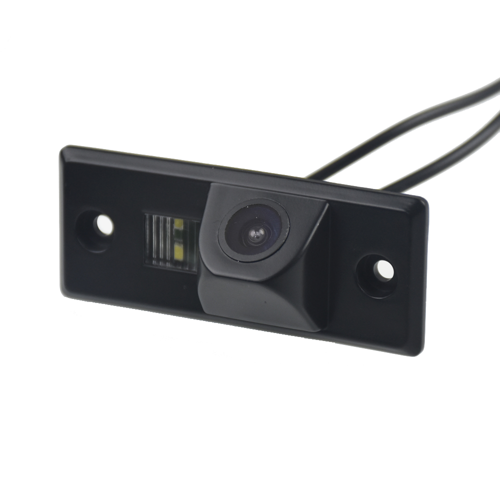 CCD Car Rear View Backup Reversing Camera For VW For Volkswagen Touareg Tiguan Passat B5 Polo Sedan Parking System