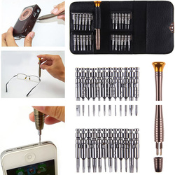 25 в 1 Магнитный Torx отвертка набор инструмент для ремонта мобильных телефонов набор ручных инструментов для Iphone IPad часы планшет ПК Инструмен...