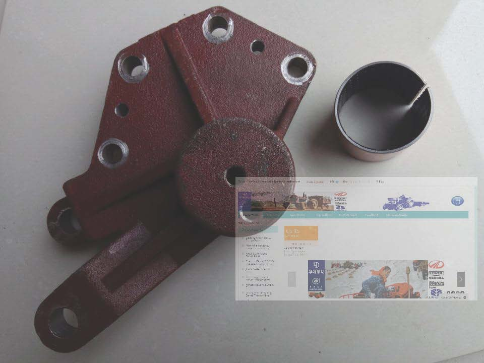 JINMA JM404 454 tractor parts,the steering arm left with bushing, Part number: