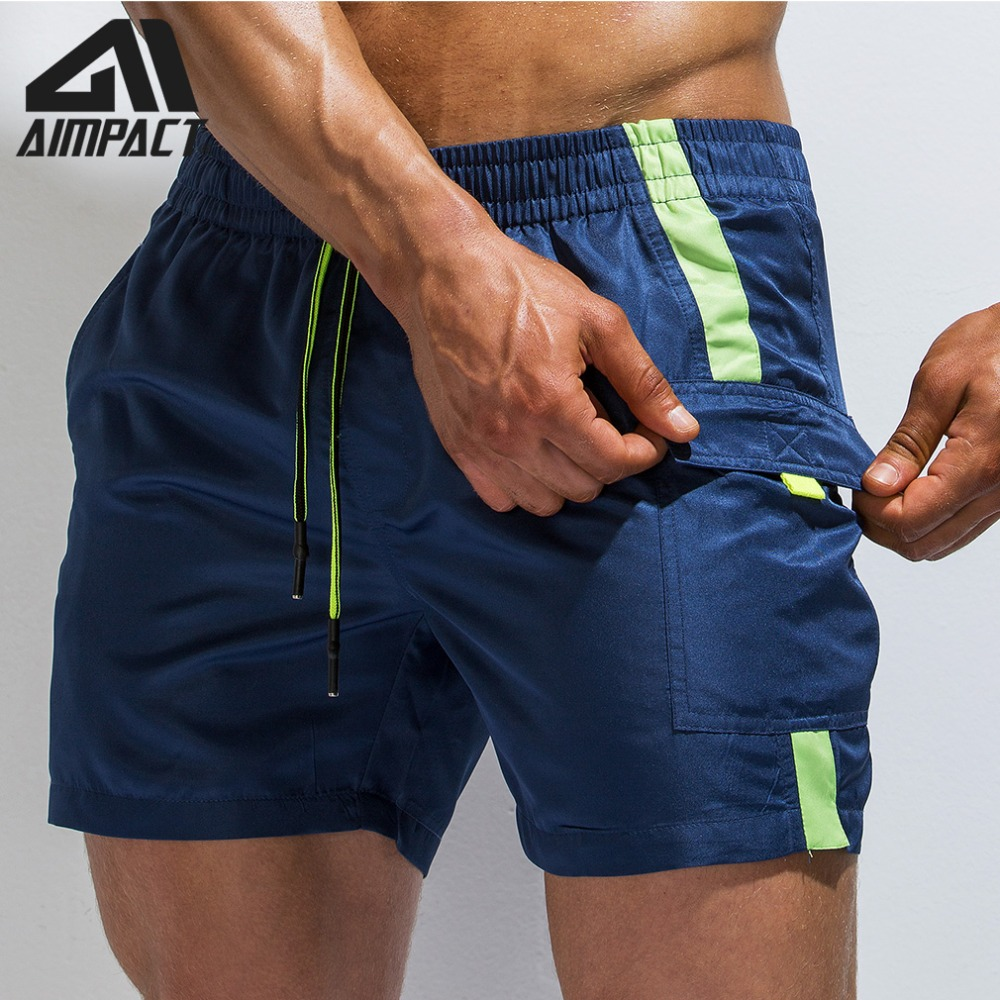 Summer Men's board   shorts   Men Surfing   Shorts   Beach Swim   short   for Men Athletic Sport Gym   Shorts   Running Holiday Swimwear AM2171