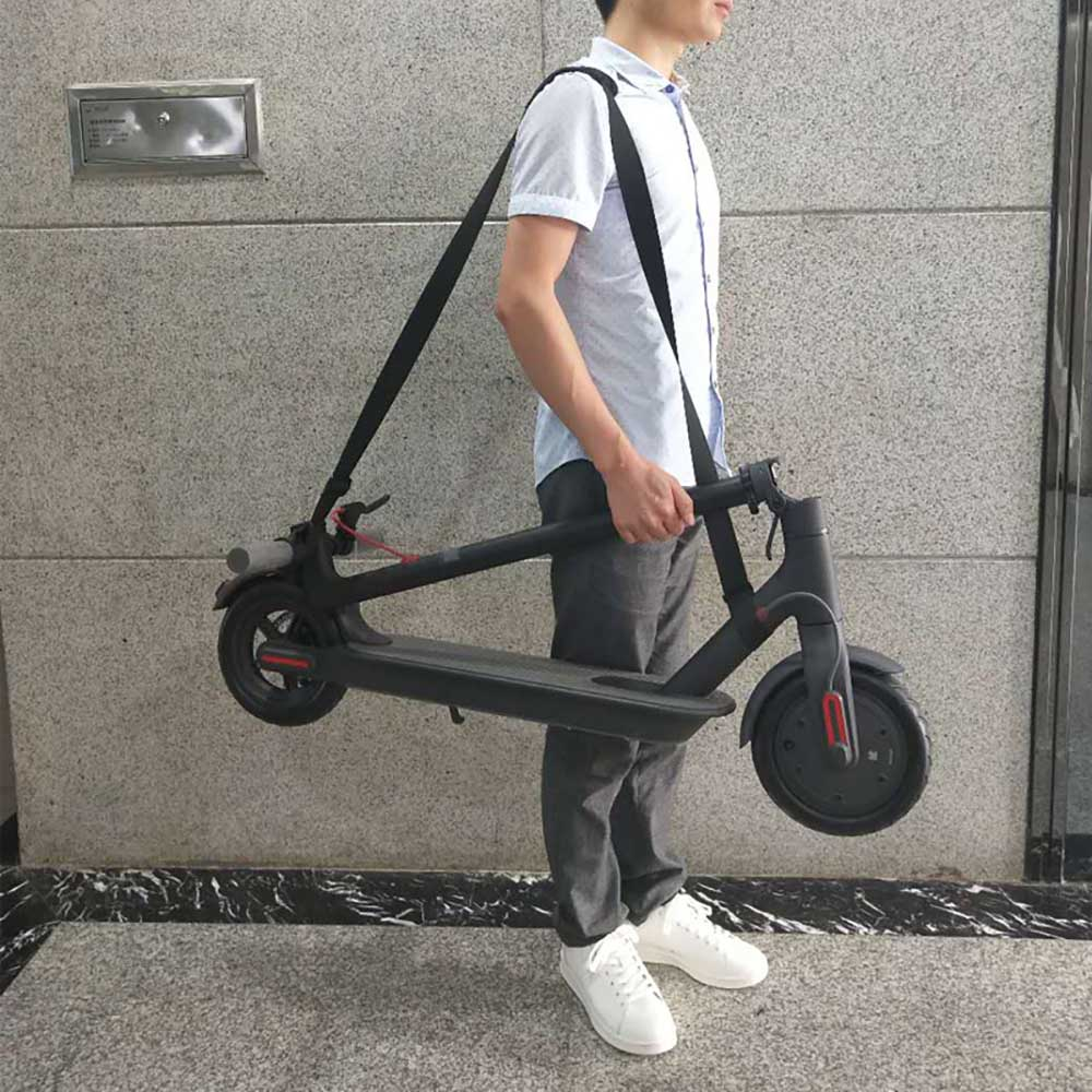 Xiaomi Mijia M365 Scooter Skateboard Hand Carrying Handle Shoulder Straps Band Tape Belt Webbing 1 To 1.6m Accessories