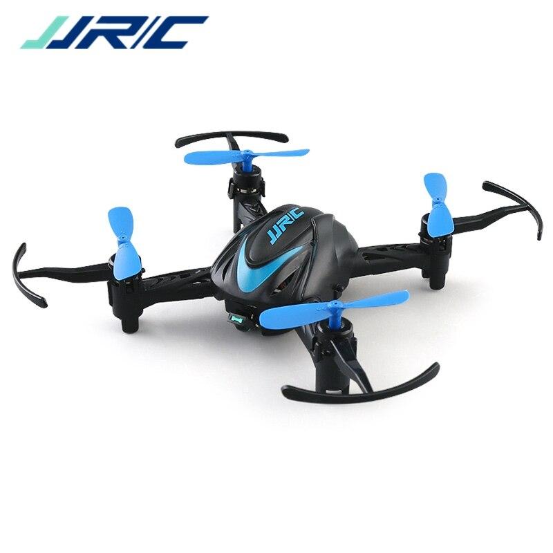 En Stock JJRC H48 MINI 2,4g 4CH 6 eje 3D voltea RC Drone Quadcopter RTF VS H36 Eachine E010 para niños de juguete de regalo de Navidad