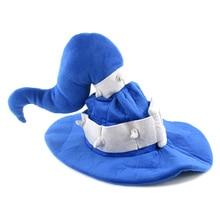 Brdwn Hot TV Game The Tiny Master Of Evil Veigar Plush Cap  Hat