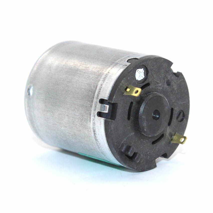 Arbre rond 2500 tr/min vitesse Micro moteur DC 6 V-9 V 2mm axe modèle Science moteur 26mm bricolage jouet voiture accessoires composant