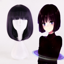 Anime Sailor Moon Cosplay Wigs Sailor Saturn Cosplay Wig Heat Resistant Synthetic Wig Halloween Carnival Party Women Cosplay Wig стоимость