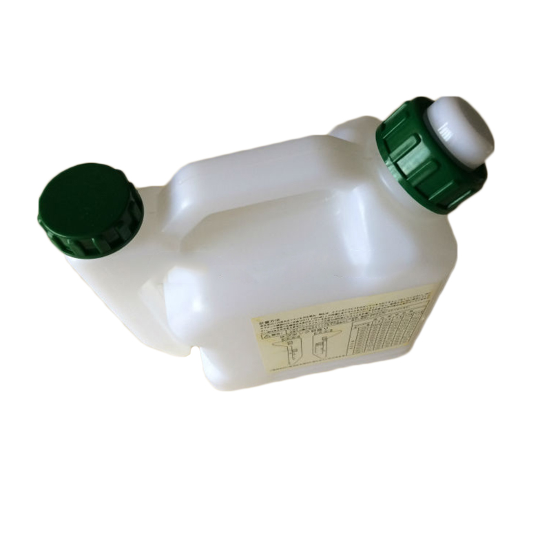 Gasoline Chainsaw 1.0L Capacity 25:1/50:1/40:1/20:1 Ratio Fuel Mixing Bottle Tank For Trimmer Chainsaw Tools Parts Stroke Petrol
