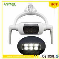 FSVIMEL Schaduwloze Bediening Tandheelkundige LED Lamp Oral Licht Voor Dental Unit Met Sensor Handmatige Schakelaar