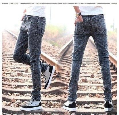 Aliexpress.com : Buy Elastic leg pants tight little narrow ...