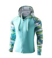 Sabolay men long sleeve rash guard long sleeve zipper rashguard surf clothes diving shirt surfing swimwear swimming shirt uv
