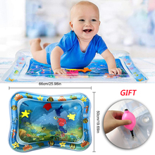 Patted-Pad Play-Mat Water-Cushion Baby Inflatable Creative The Fun Prostrate