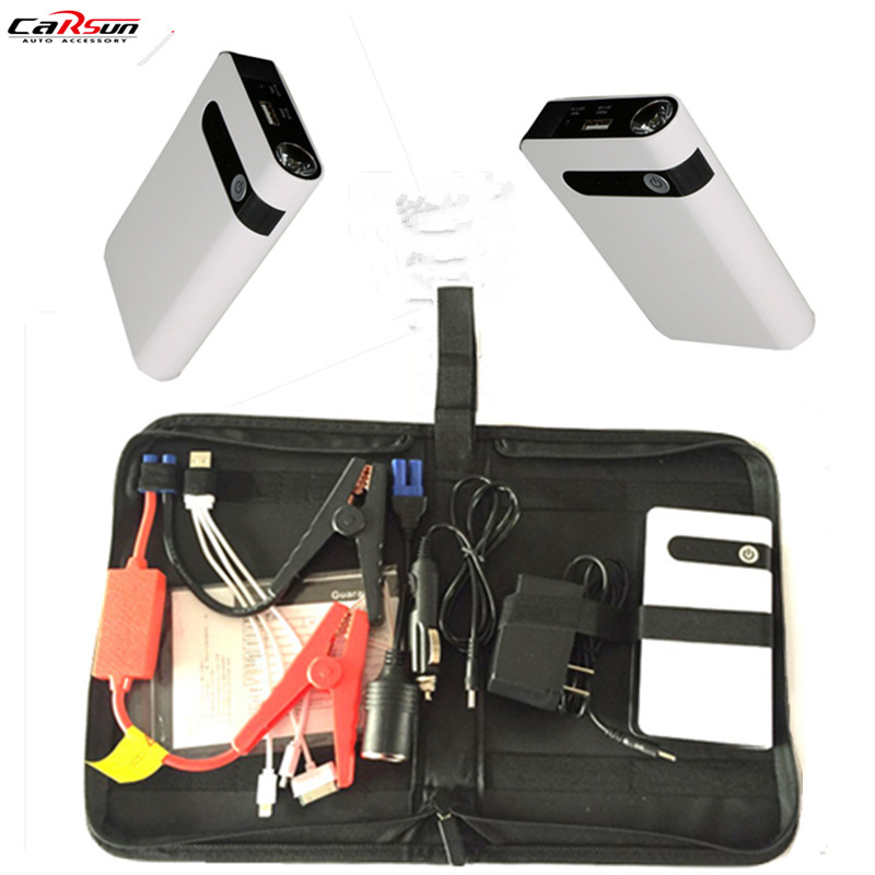 Carsun мини-автомобиль Пусковые устройства 12000 мАч аварийный запуск устройства легче Запасные Аккумуляторы для телефонов 12 В автомобиля Зарядное устройство для автомобиля Батарея Diesel