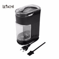 LSTACHi Household Electric Coffee Grinder Stainless Steel Blade Bean Spice Maker Grinding Machine Rapid Autonmatic Coffee Mill