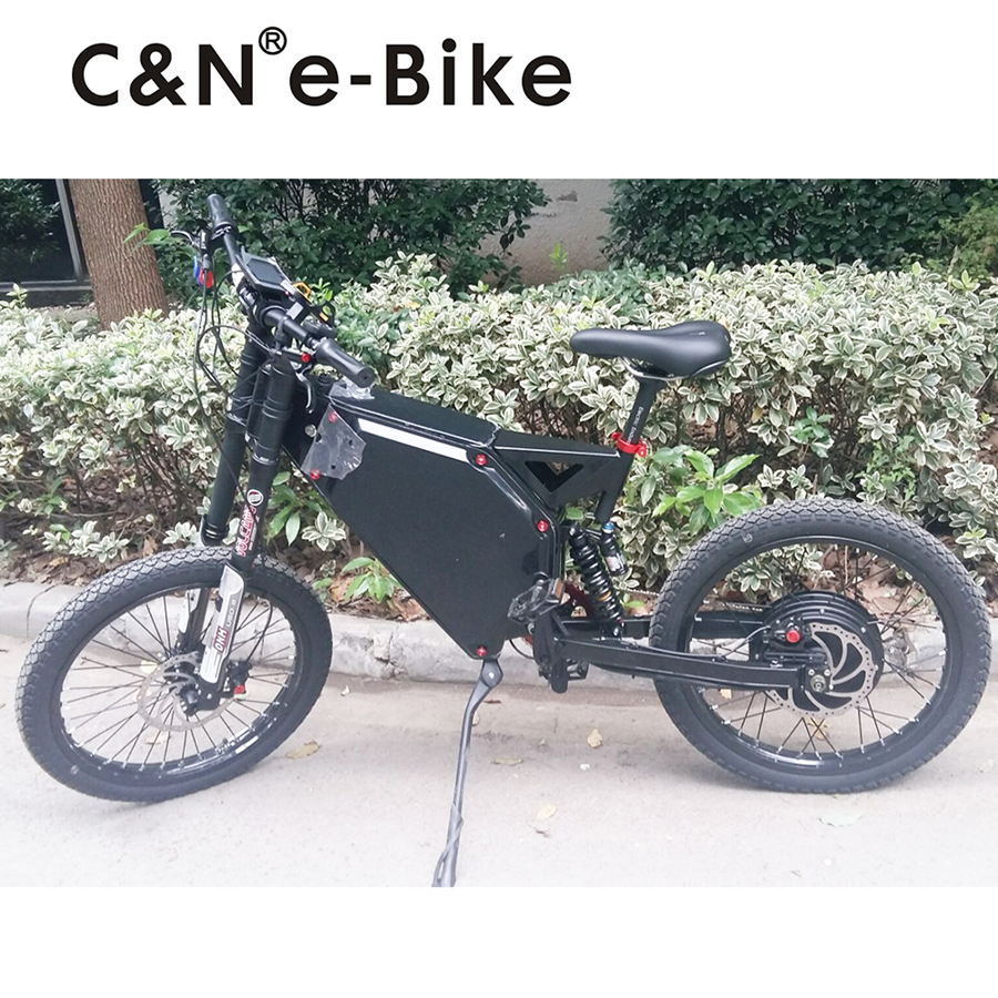 2017 Newest 72v 5000w Electric Bike Electric Mountain Bike Electric bicycle Enduro ebike