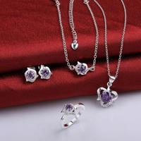 IS781 C 2014 Bulk Sale Cheap Bridal Party Jewelry Sets