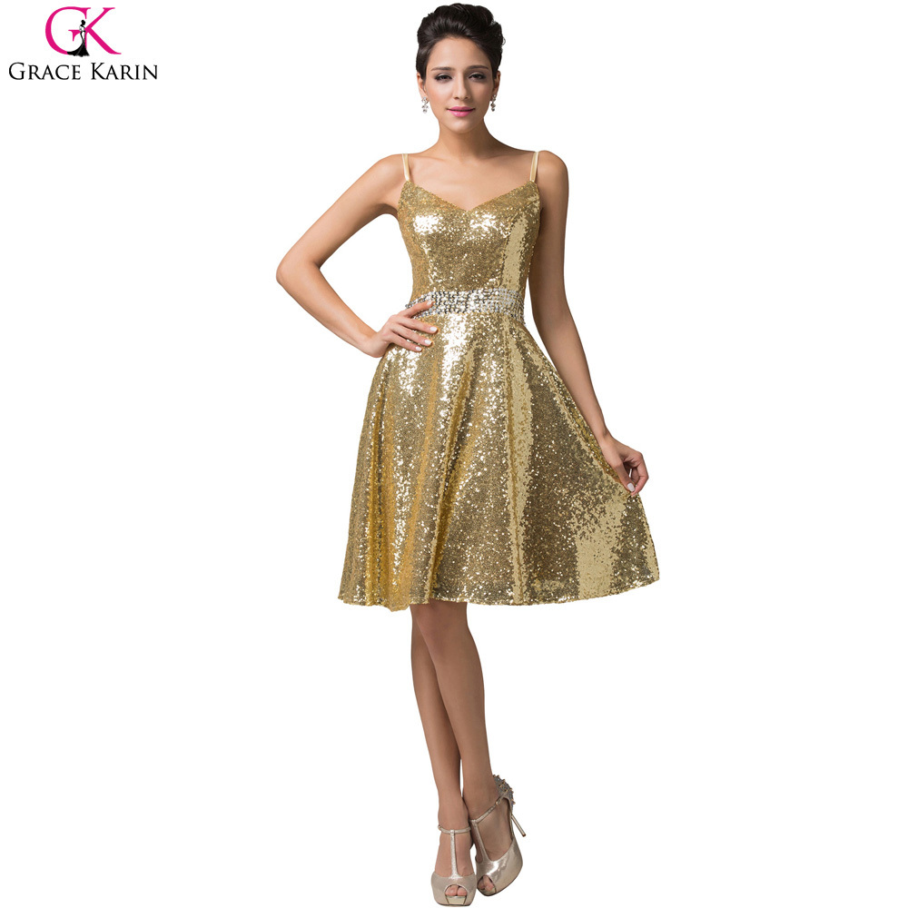 Online Get Cheap Satin Gold Dress -Aliexpress.com | Alibaba Group