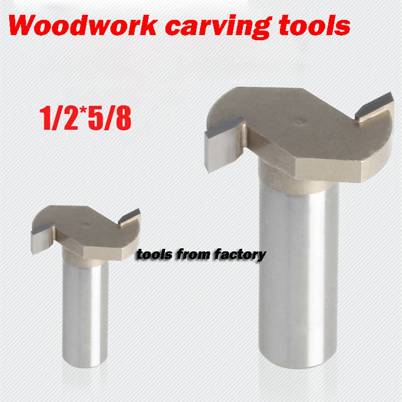 1pc 1/2*5/8 woodworking carving cutter CNC engraving tools cutting the wood router bits морозильный шкаф love the snow 1 2 1 5 1 8
