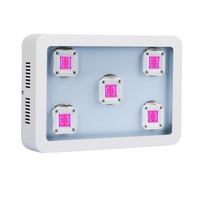 Powerful 1500W COB LED Grow Light Kit Full Spectrum 410 730nm For Indoor Plant Growing and Flowering